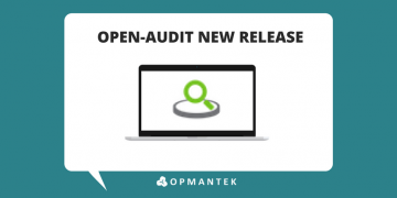 Open-AudIT New Release