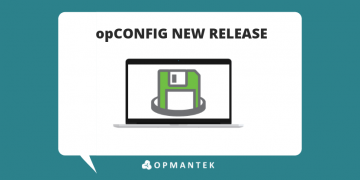 opConfig New Release