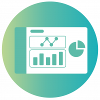 OAC Solutions icons-multi col-Dashboard and Chart Visualization-01